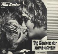 223: Die Stunde der Komödianten ( The Comedians ) Richard Burton, Elisabeth Taylor, Alec Guiness, Peter Ustinov, Lillian Gish,