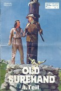 06: Old Surehand ( Karl May )  Stewart Granger, Pierre Brice, Letitia Roman, Larry Pennell,  Terence Hill, Wolfgang Lukschy, Erik Schumann, Paddy Fox,
