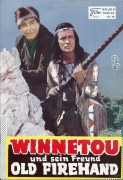 19: Winnetou und sein Freund Old Firehand,  Pierre Brice,