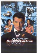 444/445: Der Morgen stirbt nie,  ( James Bond ) Pierce Brosnan,