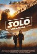 "498: Star Wars Story "" Solo "" ( Ron Howard ) ( George Lucas ) Alden Ehrenreich, Emilia Clarke, Donald Glover, Joonas Suatamo,"