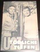 1031: U23, tödliche Tiefen (Robert Wise) Clark Gable, Burt Lancaster, Jack Warden, Brad Dexter, Don Rickles, Nick Cravat, Joe Moross, Mary LaRoche