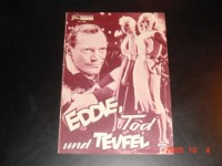 1221: Eddie, Tod und Teufel (Alvin Rakoff) Diana Dors,  Eddie Constantine, Odile Versois, Herbert Lom, Brenda de Banzie, Robert Brown