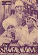 Die Sklavenkarawane ( Karl May )  ( Nfp )  ( VIOLETT ) Viktor Staal, Georg Thomalla, Theo Lingen, Mara Cruz, Fernando Sancho, Rafael Luis Calvo,