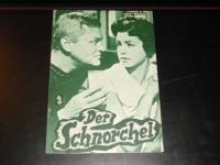 1321: Der Schnorchel (Guy Green) Peter van Eyck,  Mandy Miller, Betta St. John, Gregoire Aslan, William Franklyn