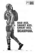 13401: Deadpool ( Tim Miller ) Ryan Reynolds, Morena Baccarin, Ed Skrein, T. J. Miller, Brianne Hildebrand, Karan Soni, Randal Reeder, Michael Benyaer, Kyle Cassie, Taylor Hickson,