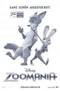 13413: Zoomania ( Walt Disney ) ( Zootopia ) ( Byron Howard, Rich Moore, Jared Bush ) Jason Bateman, Ginnifer Goodwin, Shakira, Idris Elba, Kristen Bell, Alan Tudyk, J. K. Simmons, Jenny Slate,