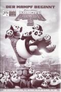 13423: Kung Fu Panda 3 ( Gung Fu Xiong Mao 3 ) ( Alessandro Carloni, Jennifer Yuh ) Jack Black, Bryan Cranston, Dustin Hoffman, Angelina Jolie Pitt, J. K. Simmons, Jackie Chan, Seth Rogen, Lucy Liu, David Cross, Kate Hudson, James Hong,