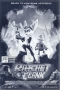 13442: Ratchet and Clank ( Kevin Munroe, Jericca Cleland ) James Arnold Taylor, David Kaye, Armin Shimerman, Jim Ward, Sylvester Stallone, John Goodman, Bella Thorne, Rosario Dawson,