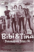 13602: Bibi & Tina 4 Tohuwabohu Total  ( Detlev Buck ) Lina Larissa Strahl, Lisa Marie Koroll, Lea van Acken, Emilio Sakraya, Michael Maertens,