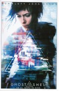 13620: Ghost in the Shell ( Rupert Sanders ) Scarlett Johansson, Michael Pitt, Juliette Binoche, Takeshi Kitano, Pilou Asbaek, Chin Han, Kaori Mamoi,