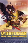 13639: Überflieger Kleine Vögel - Grosses Geklapper ( Richard the Stork ) ( Toby Genkel, Reza Memari ) Tilman Döbler, Christian Gaul,