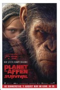 13681: Planet der Affen Survival ( War for the Planet of the Apes ) ( Matt Reeves ) Andy Serkis, Woody Harrelson, Steve Zahn, Judy Greer, Toby Kebbell, Karin Konoval, Ty Ollson,