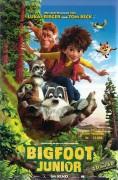 13686: Bigfoot Junior ( The Son of Bigfoot ) ( Jerermy Degruson ) Christopher L. Parson, Cinda Adams,