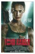 13806: Tomb Raider ( Lara Croft ) ( Roar Uthaug ) Alicia Vikander, Dominic West, Walton, Goggins, Daniel Wu, Hannah John Kamen,