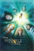 13814: Das Zeiträtsel ( a wrinkle in time ) ( Walt Disney ) Oprah Winfrey, Reese Witherspoon, Mindy Kaling, Gugu Mbatha Raw, Michael Pena, Chris Pine,