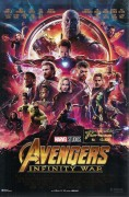 13826: Avangers Infinity War ( Marvel ) Robert Downey jr., Bendedict Cumberbatch, Mark Ruffalo, Chris Hemsworth, Scarlett Johansson, Chris Pratt, Gwyneth Paltrow,