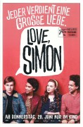 13864: Love Simon ( Greg Berlanti ) Nick Robinson, Jennifer Garner, Josh Duhamel, Katherine Langford,