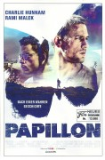 13890: Papillion ( Michael Noer ) Charlie Hunnam, Rami Malek, Tommy Flanagan, Eve Hewson,