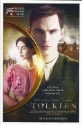 14111: Tolkien ( Dome Karukoski ) Nicholas Hoult, Lily Collins, Colm Meaney, Anthony Boyle, Tom Glynn-Carney, Patrick Gibson, Craig Roberts, Derek Jacobi, Harry Gilby, Adam Bregman, Albie Marber, Ty Tennant, Laura Donnelly, Genevieve O´Reilly, Pam Ferris,
