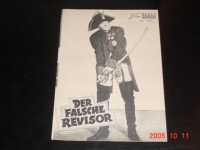 1500: Der falsche Revisor (Henry Koster) Danny Kaye,  Walter Slezak, Barbara Bates, Elsa Lanchester, Gene Lockhart, Alan Hale