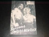 1503: Tarzans grösstes Abenteuer (John Guillermin) Gordon Scott, Sean Connery, Scilla Gabel, Niall Magginis, Sara Shane, Anthony Quaile