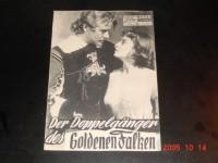 1600: Der Doppelgänger des Goldenen Falken (Carlo L. Bragaglia) Nadia Gray, Anna Maria Ferrero, Nadina Gray, Massimo Serato, Frank Latimore, Carlo Sposito