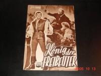 1635: König der Freibeuter (Anthony Quinn) Yul Brynner,  Charlton Heston, Bonnie Brown, Charles Boyer, Inger Stevens, Henry Hull, E. G. Marshall