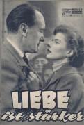 191: Liebe ist stärker, Ingrid Bergman, Georg Sanders,