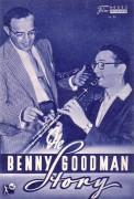 29: Die Benny Goodman Story (Valentine Davies) Valentine Davies, William Daniels, Joseph Gershenson, Aaron Rosenberg, Benny Goodman, Steve Allen, Donna Reed, Berta Gersten, Herbert Anderson, Sammy Davies, SR.