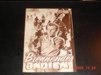 2039: Brennendes Indien (J. Lee Thompson) Lauren Bacall,  Kenneth More, Herbert Lom, Wilfrid Hyde Whitde, I. S. Johar, Ursula Jeans, Ian Hunter, Eugene Deckers, Govind Raja Ross