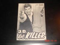 2231: J. D. der Killer (The rise and fall of legs diamond) (Budd Boetticher) Ray Danton,  Karen Steele,  Jesse White, Elaine Stewart, Simon Oakland
