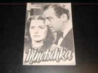2318: Ninotschka (Ernst Lubitsch) Greta Garbo,  Bela Lugosi,  Felix Bressart, Melvyn Douglas, Ina Claire, Sig Ruman, Alexander Granach, Gregory Gaye, Rolfe Sedan, Edwin Maxwell