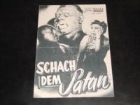 2335: Schach dem Satan (Ladron de Cadaveres) (Fernando Mendez) Columba Dominguez, Crox Alvarado, Wolf Rubinski, Carlos Riquelme