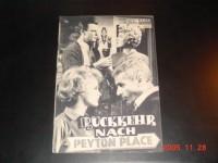 2511: Rückkehr nach Peyton Place ( Jose Ferrer ) Jeff Chandler, Carol Lynley, Mary Astor, Eleanor Parker, Tuesday Weld, Brett Halsey, Luciana Paluzzi, GUnnar Hellström, Robert Sterling
