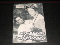 2513: Das Mädchen aus Granada ( Carmen de Granada ) ( Tulio Demicheli ) Sara Montiel,  Maurice Ronet, Jorge Mistral, Maria Angeles Hortelano, Amadeo Nazzari