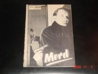 2593: Mord ( Alfred Hitchcock ) Joel Mc Crea, George Sanders, Laraine Day, Herbert Marschall, Albert Bassermann, Robert Benchley, Edmund Gwenn