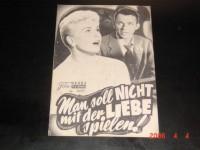 2609: Man soll nicht mit der Liebe spielen ( Gordon Douglas ) Doris Day, Frank Sinatra, Gig Young, Ethel Barrymore, Dorothy Malone, Robert Keith