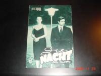 2622: Die Nacht ( Michelangelo Antonioni ) Jeanne Moreau,  Marcello Mastroianni, Monica Vitti, Bernhard Wicki, Maria Pia Luzi, Rosy Mazzacurati
