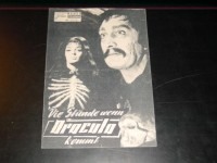 2626: Die Stunde wenn Dracula kommt ( Mario Bava ) Barbara Steele, John Richardson, Ivo Garrani, Andrea Checchi, Arturo Dominici