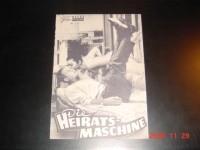 2628: Die Heirats Maschine ( Richard Thorpe ) Steve McQueen,  Brigid Bazlen, Jim Hutton, Paula Prentiss, Dean Jagger, Jack Weston, Jack Mullaney, Marcel Hillaire