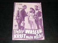 2634: Unter Wasser küsst man nicht ( Erich Heindl ) Gunther Philipp,  Evi Kent, Gerry Hytha, Rolf Olsen, Silvana Sansoni, Fritz Heller, Herbert Prikopa