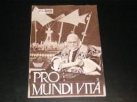 2637: Pro Mundi Vita ( 37. Eucharistischer Weltkongress 60 ) ( Rudolf Reissner )