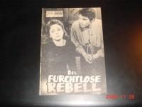 2649: Der Furchtlose Rebell ( Roberto Rossellini ) Sandra Milo,  Martine Carol, Laurent Terzieff, Paolo Stoppa
