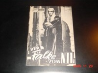 2684: Der Falke vom Nil ( G. Gentilomo ) Silvana Pampanini,  Folco Lulli, Enzo Fiermonte, Vittorio Gassmann