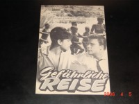 2709: Gefährliche Reise (Hermann Kugelstadt) Brigitte Corey, Michael Cramer, Michael Kirner, Silvo Simon, Robert Mitchell, Gerhard Steinberg, Esther Parkins, Sandy Bicket, Khodidja Sydow, Millicent Tuto