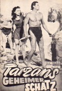 2718: Tarzans Geheimer Schatz (Tarzan's Secret Treasure) (Richard Thorpe) Johnny Weißmüller, Maureen O'Sullivan, John Sheffield, Reginald Owen, Barry Fitzgerald, Tom Conway, Philip Dorn, Cordell Hickman