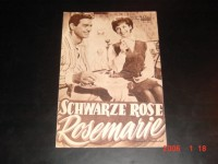 2815: Schwarze Rose Rosemarie (Cesar Ardavin) Paul Hubschmid, Judith Dornys, Lucie Englisch, Frank Barufski, Marlies Sandoval, Ingrid Ahrens, Julius Nunes, Hans Kortes, Ethel Rojo
