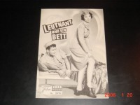 2914: Ein Leutnant und ein Bett (Richard Thorpe) Jim Hutton, Paula Prentiss, Jack Carter, Miyoshi Umeki, Jim Backus, Charles McGraw, Marty Ingels, Yoshio Yoda