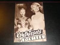 2985: Kohlhiesels Töchter (Axel von Ambesser) Liselotte Pulver, Helmut Schmid, Dietmar Schönherr, Peter Vogel, Heinrich Gretler, Renate Kasche, Adelin Wagner, Gudrun Genest